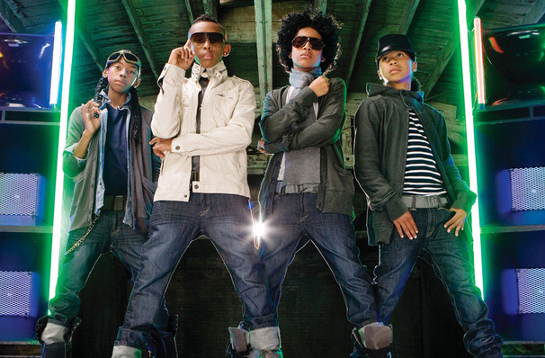 Mindless Behavior, Tabernacle, Atlanta