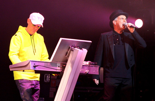 Pet Shop Boys, Atlanta Symphony Hall, Atlanta