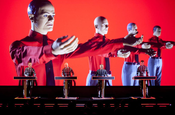 Kraftwerk, Cobb Energy Performing Arts Centre, Atlanta