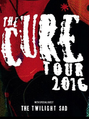 The Cure & Twilight Sad Poster