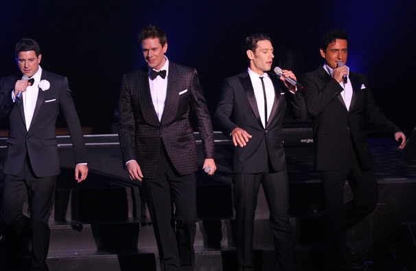 Il Divo, Cobb Energy Performing Arts Centre, Atlanta