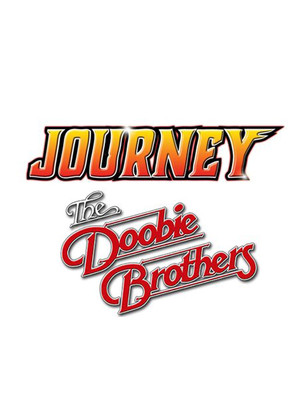 Journey & The Doobie Brothers Poster