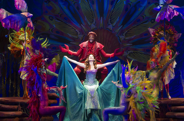 The Little Mermaid, Fabulous Fox Theater, Atlanta