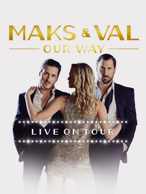 Maks Val Our Way, Cobb Energy Performing Arts Centre, Atlanta