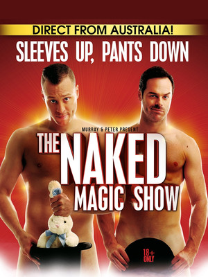 The Naked Magic Show Poster