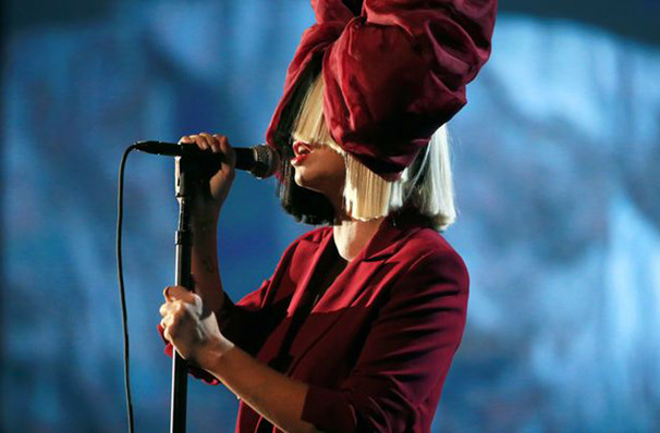 Sia, Philips Arena, Atlanta