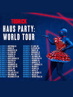 Todrick Hall, Center Stage Theater, Atlanta