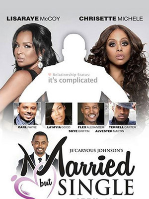 Jecaryous Johnsons Married But Single Too, Cobb Energy Performing Arts Centre, Atlanta